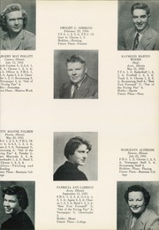 Page 11, 1953 Edition, Avon High School - Boomerang Yearbook (Avon, IL) online yearbook collection