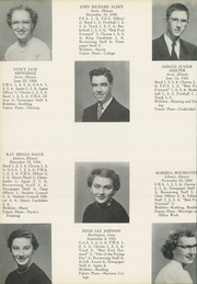 Page 12, 1953 Edition, Avon High School - Boomerang Yearbook (Avon, IL) online yearbook collection
