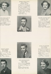 Page 13, 1953 Edition, Avon High School - Boomerang Yearbook (Avon, IL) online yearbook collection