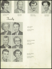 Page 10, 1954 Edition, Avon High School - Boomerang Yearbook (Avon, IL) online yearbook collection