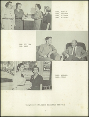 Page 12, 1954 Edition, Avon High School - Boomerang Yearbook (Avon, IL) online yearbook collection