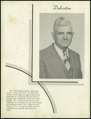 Page 6, 1954 Edition, Avon High School - Boomerang Yearbook (Avon, IL) online yearbook collection