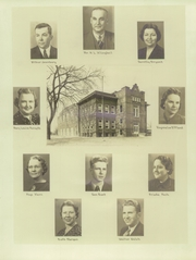 Page 13, 1939 Edition, Colchester High School - Afterglow Yearbook (Colchester, IL) online yearbook collection