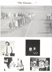 Page 6, 1971 Edition, VIT High School - Vitorian Yearbook (Table Grove, IL) online yearbook collection