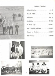 Page 7, 1971 Edition, VIT High School - Vitorian Yearbook (Table Grove, IL) online yearbook collection