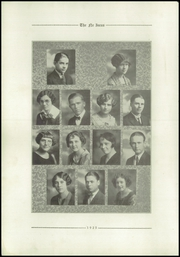 Page 12, 1925 Edition, Chrisman High School - Ne Iocus Yearbook (Chrisman, IL) online yearbook collection