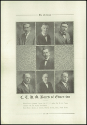 Page 14, 1925 Edition, Chrisman High School - Ne Iocus Yearbook (Chrisman, IL) online yearbook collection
