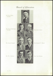 Page 5, 1932 Edition, Chrisman High School - Ne Iocus Yearbook (Chrisman, IL) online yearbook collection