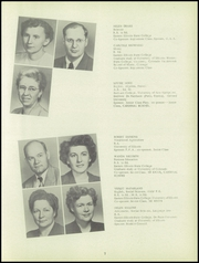 Page 11, 1951 Edition, Chrisman High School - Ne Iocus Yearbook (Chrisman, IL) online yearbook collection