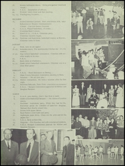 Page 15, 1951 Edition, Chrisman High School - Ne Iocus Yearbook (Chrisman, IL) online yearbook collection