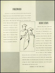 Page 6, 1951 Edition, Chrisman High School - Ne Iocus Yearbook (Chrisman, IL) online yearbook collection