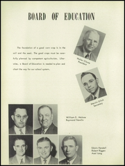 Page 8, 1951 Edition, Chrisman High School - Ne Iocus Yearbook (Chrisman, IL) online yearbook collection