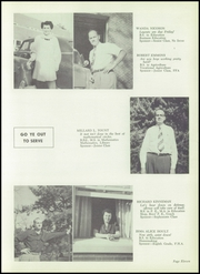 Page 15, 1954 Edition, Chrisman High School - Ne Iocus Yearbook (Chrisman, IL) online yearbook collection