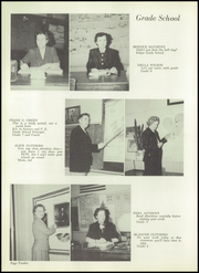 Page 16, 1954 Edition, Chrisman High School - Ne Iocus Yearbook (Chrisman, IL) online yearbook collection