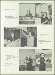 Page 17, 1954 Edition, Chrisman High School - Ne Iocus Yearbook (Chrisman, IL) online yearbook collection