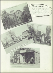 Page 7, 1954 Edition, Chrisman High School - Ne Iocus Yearbook (Chrisman, IL) online yearbook collection