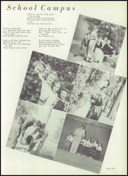 Page 9, 1954 Edition, Chrisman High School - Ne Iocus Yearbook (Chrisman, IL) online yearbook collection