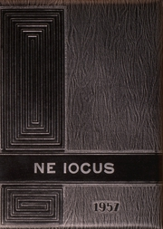 Page 1, 1957 Edition, Chrisman High School - Ne Iocus Yearbook (Chrisman, IL) online yearbook collection