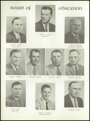 Page 10, 1957 Edition, Chrisman High School - Ne Iocus Yearbook (Chrisman, IL) online yearbook collection