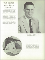 Page 11, 1957 Edition, Chrisman High School - Ne Iocus Yearbook (Chrisman, IL) online yearbook collection