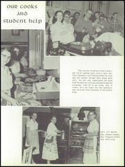 Page 13, 1957 Edition, Chrisman High School - Ne Iocus Yearbook (Chrisman, IL) online yearbook collection