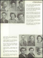 Page 16, 1957 Edition, Chrisman High School - Ne Iocus Yearbook (Chrisman, IL) online yearbook collection