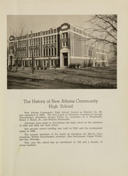 New Athens High School - Vespa Yearbook (New Athens, IL) online yearbook collection, 1949 Edition, Page 9