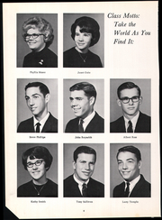 Page 12, 1967 Edition, Yorkwood High School - Bear Tracks Yearbook (Monmouth, IL) online yearbook collection