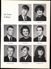 Page 13, 1967 Edition, Yorkwood High School - Bear Tracks Yearbook (Monmouth, IL) online yearbook collection