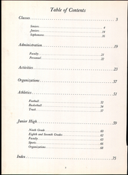 Page 6, 1967 Edition, Yorkwood High School - Bear Tracks Yearbook (Monmouth, IL) online yearbook collection