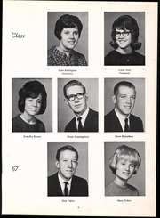 Page 9, 1967 Edition, Yorkwood High School - Bear Tracks Yearbook (Monmouth, IL) online yearbook collection