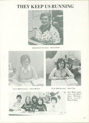 Page 13, 1982 Edition, Yorkwood High School - Bear Tracks Yearbook (Monmouth, IL) online yearbook collection