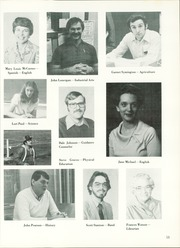 Page 17, 1982 Edition, Yorkwood High School - Bear Tracks Yearbook (Monmouth, IL) online yearbook collection