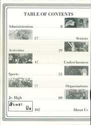Page 6, 1982 Edition, Yorkwood High School - Bear Tracks Yearbook (Monmouth, IL) online yearbook collection