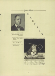 Page 11, 1922 Edition, Windsor High School - Pow Wow Yearbook (Windsor, IL) online yearbook collection