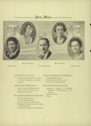 Page 12, 1922 Edition, Windsor High School - Pow Wow Yearbook (Windsor, IL) online yearbook collection