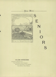 Page 13, 1922 Edition, Windsor High School - Pow Wow Yearbook (Windsor, IL) online yearbook collection