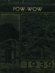 Page 1, 1939 Edition, Windsor High School - Pow Wow Yearbook (Windsor, IL) online yearbook collection