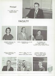 Page 11, 1958 Edition, Windsor High School - Pow Wow Yearbook (Windsor, IL) online yearbook collection