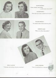 Page 15, 1958 Edition, Windsor High School - Pow Wow Yearbook (Windsor, IL) online yearbook collection