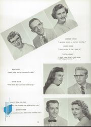 Page 16, 1958 Edition, Windsor High School - Pow Wow Yearbook (Windsor, IL) online yearbook collection