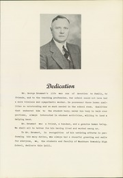 Page 11, 1952 Edition, Lowpoint Washburn High School - Quill Yearbook (Washburn, IL) online yearbook collection