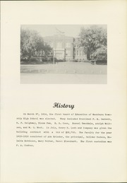 Page 7, 1952 Edition, Lowpoint Washburn High School - Quill Yearbook (Washburn, IL) online yearbook collection