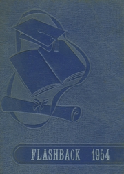 1954 Edition, Lowpoint Washburn High School - Quill Yearbook (Washburn, IL)