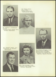 Page 11, 1954 Edition, Lowpoint Washburn High School - Quill Yearbook (Washburn, IL) online yearbook collection