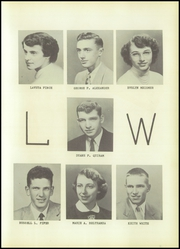 Page 15, 1954 Edition, Lowpoint Washburn High School - Quill Yearbook (Washburn, IL) online yearbook collection