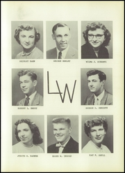 Page 17, 1954 Edition, Lowpoint Washburn High School - Quill Yearbook (Washburn, IL) online yearbook collection