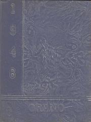 1946 Edition, Orangeville High School - Orano Yearbook (Orangeville, IL)