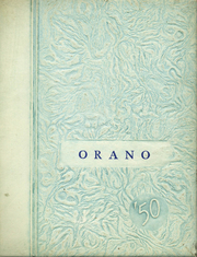 1950 Edition, Orangeville High School - Orano Yearbook (Orangeville, IL)