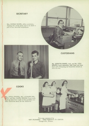 Page 11, 1957 Edition, Orangeville High School - Orano Yearbook (Orangeville, IL) online yearbook collection
